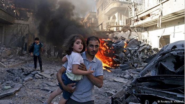 Assad regime must be involved in Syria solution: Merkel