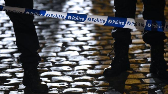 #UK #terror #arrests in #probe #'linked to #Europe #attacks'