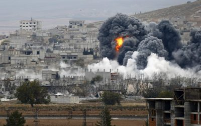 American withdrawing military mission, dangerous in Syria!
