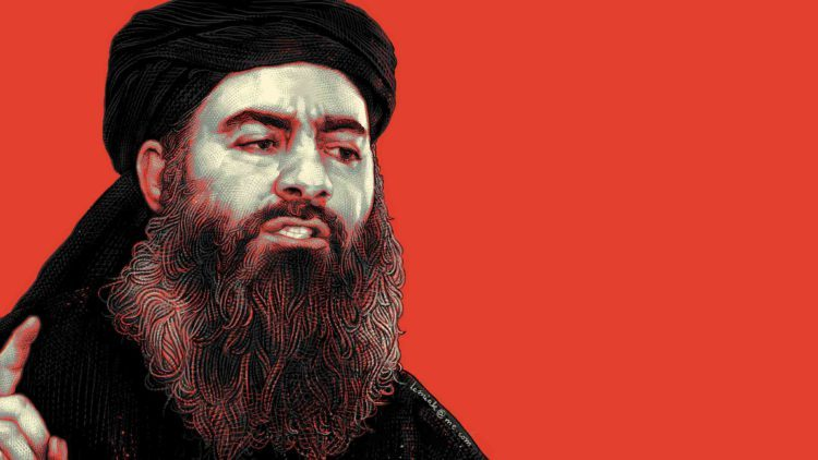 The Origin of the Islamic State Ideoligy