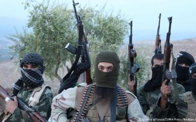 Will Germany take back 'IS' fighters captured in Syria ?