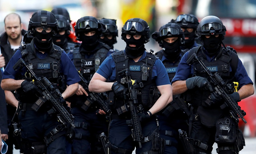 UK  is introducing new anti-terrorism laws into force