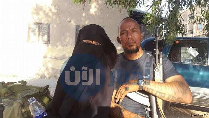 Widow of prominent IS terrorist reportedly living quiet life in Germany
