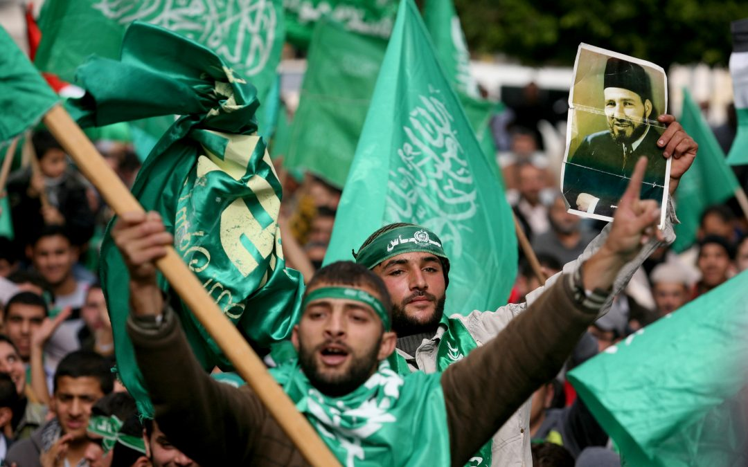 "How does ""Muslim Brotherhood"" manage its networks from inside Europe?By Hazim saeed"