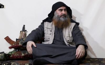 AL- Baghdadi is Back again, Whats behind ?