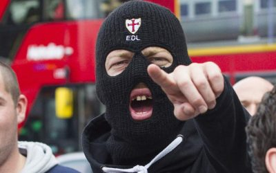 The terrorist threat in Britain is taking a new turn