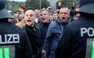 The growth of far-right wings and their dangers in Germany