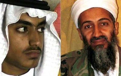 Hamza bin Laden emerging leader in the Al-Qaeda was killed