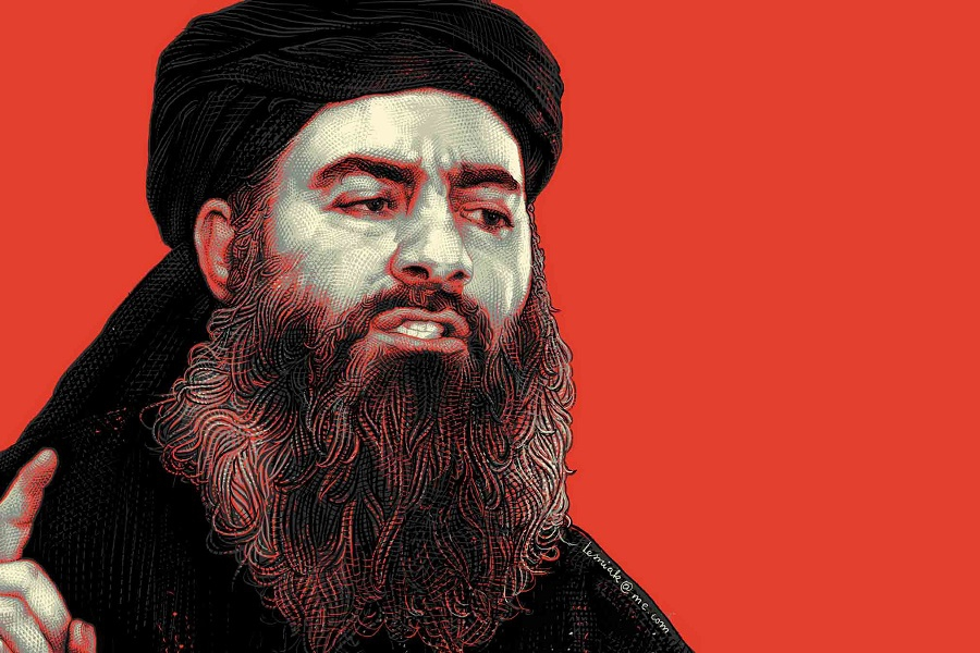 After killing  AL-BAGHDADI 'Islamic State' leader, Whats next ?