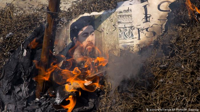 Trump: Al-Baghdadi  was killed in Syria