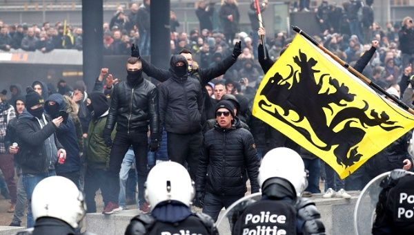 Counter-terrorism in Belgium: Rise of the Far-Right