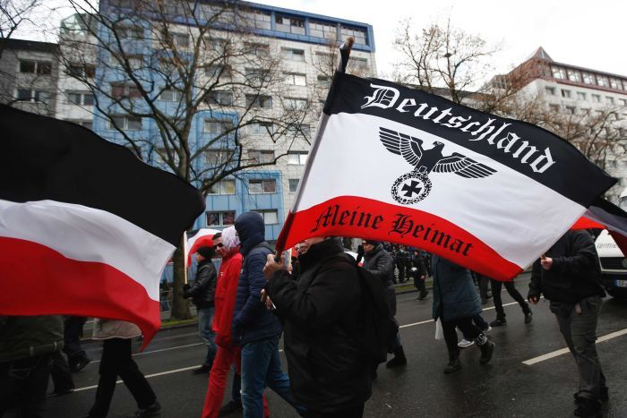 Threat of right-wing violence in Germany