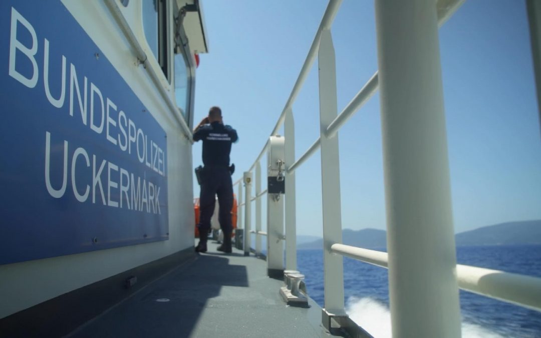 Protecting Europe's external borders , FRONTEX