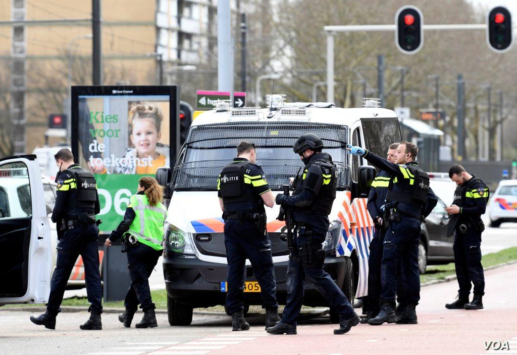 Dutch jihadist