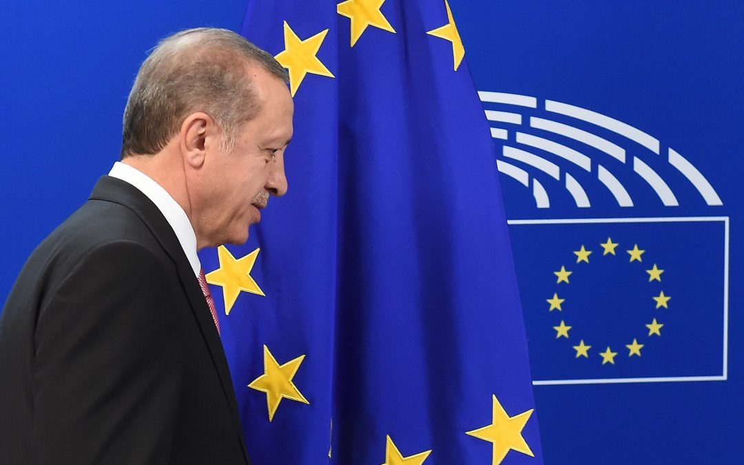 Erdogan, many Disagreements and bargains with the European Union!