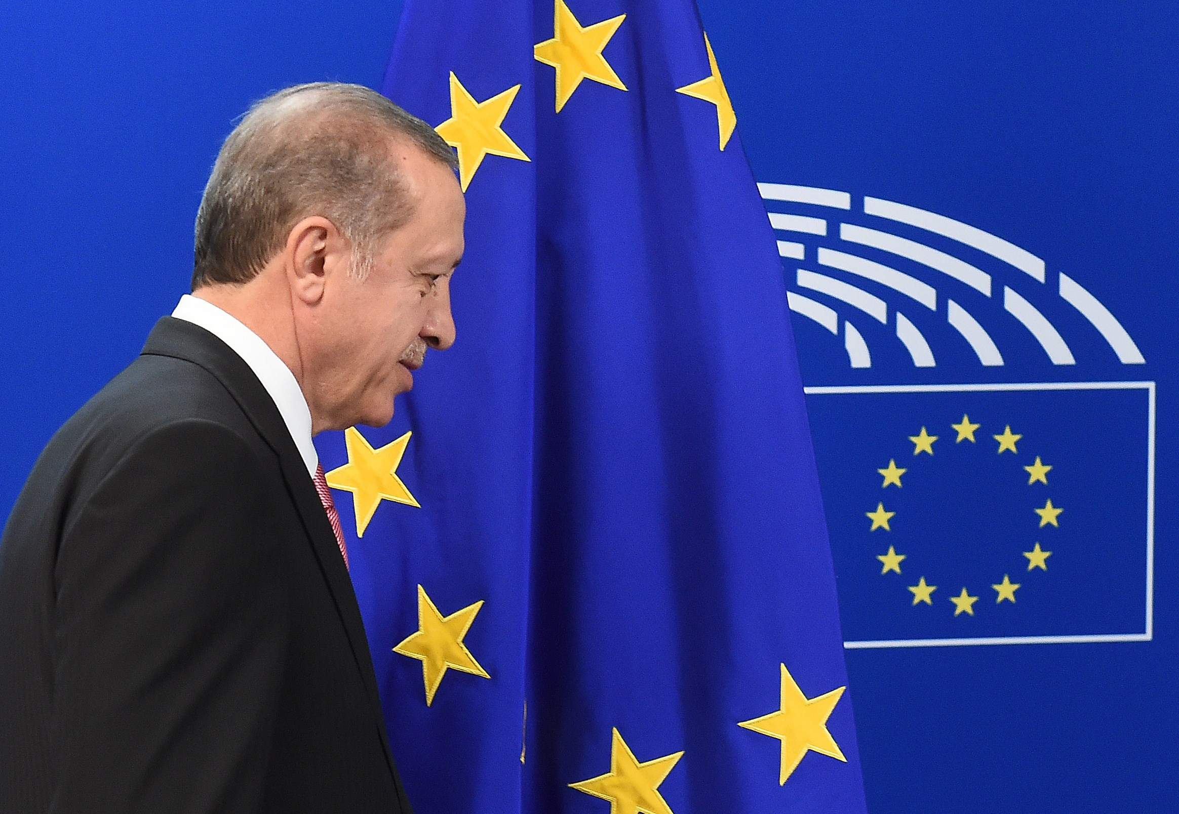 Erdogan, many Disagreements and bargains with the European Union! -  European Centre for Counterterrorism and Intelligence Studies