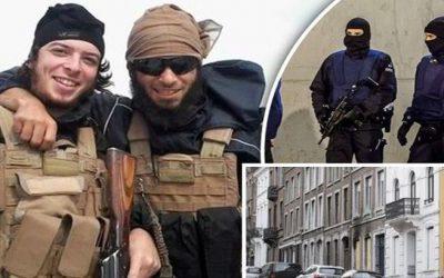 "German Jihadist in IDLIB in ""Hayat Tahrir al-Sham,"" group"