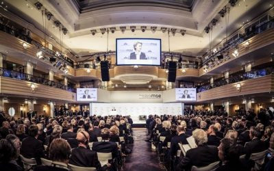 Munich Security Conference2020, Is the world becoming less Western?