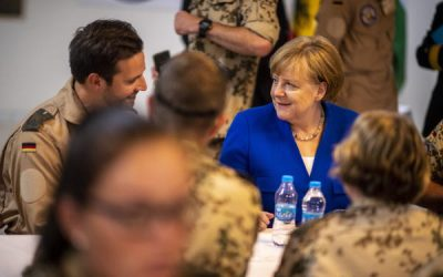 Germany to mobilize military to Combat coronavirus