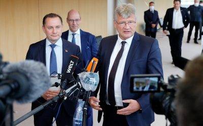 Germany's Far-Right Party Wins Suit Against Interior Minister