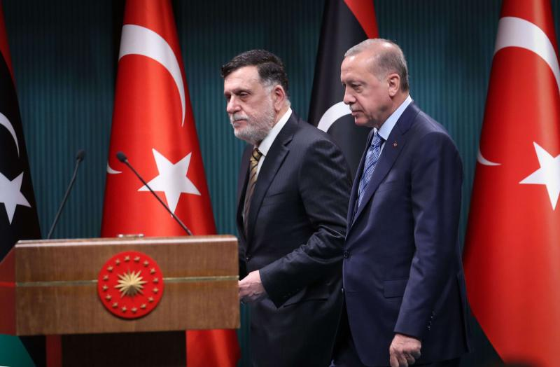 Turkey Seeks Diplomatic Gains After Risky Libya Military Intervention