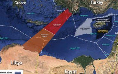 Turkey strengthens Libyan position