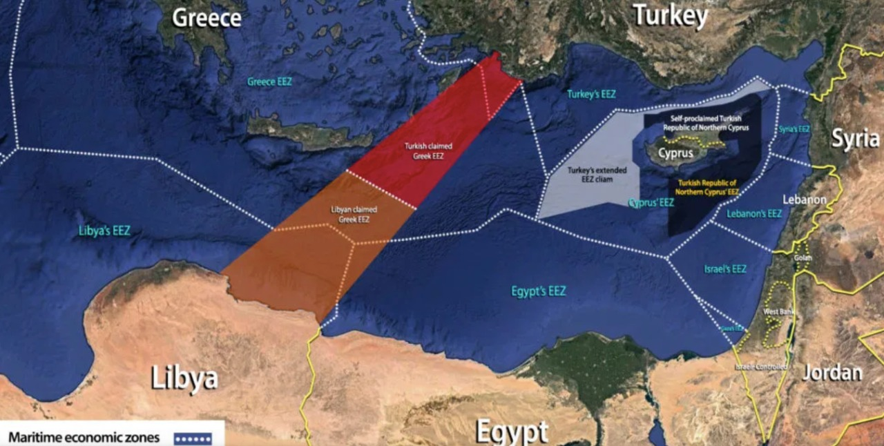 Turkey strengthens Libyan position - European Centre for Counterterrorism  and Intelligence Studies