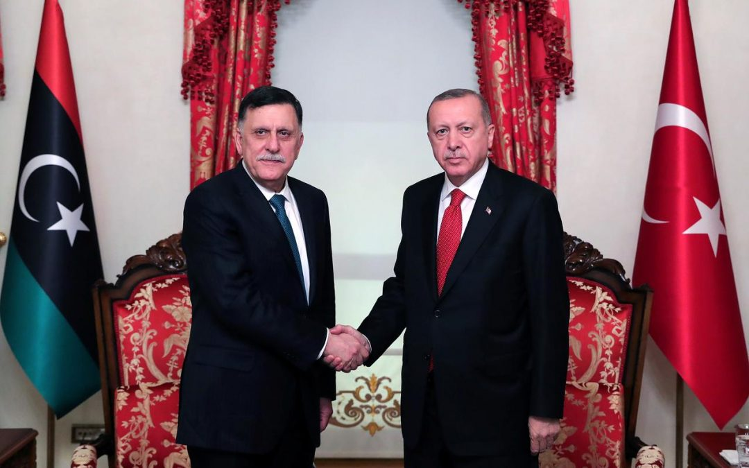 Why Is Turkey Involved in Libyan Conflict ?