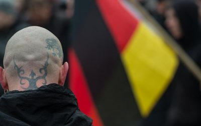 The Nordadler , right-wing banned in Germany