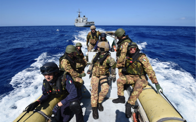 Operation Irini: EU's latest Libya mission short on assets