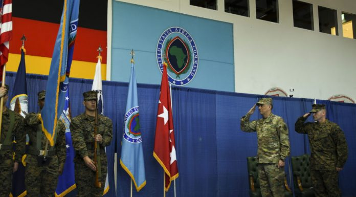 AFRICOM ordered to plan move out of Germany, latest pullout from key European ally
