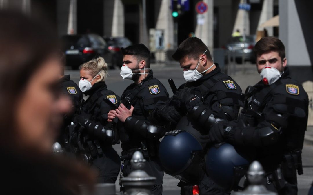 In COVID's shadow, global terrorism goes quiet