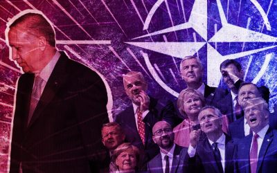 The Worm is in the Fruit: A Rising Strategic Foe Inside NATO