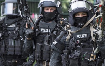 Germany.. disciplinary measures in 350 cases of suspected far-right