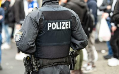 Germany ـ far-right chat groups have been discovered among members of police forces