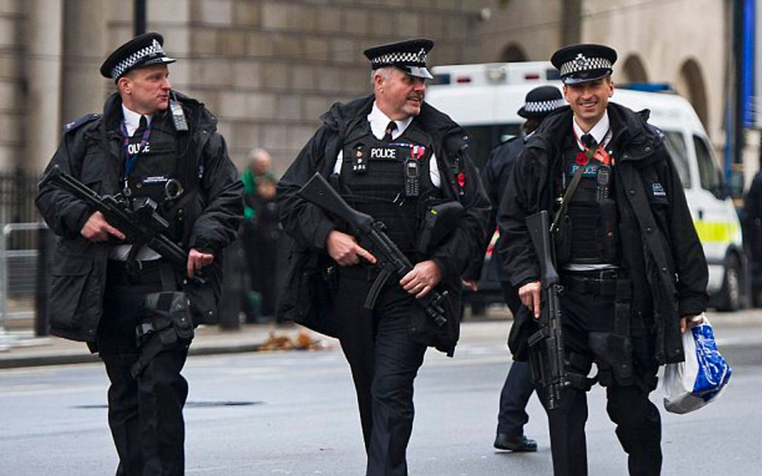MI5.. The threat of terrorist attacks in Britain will increase
