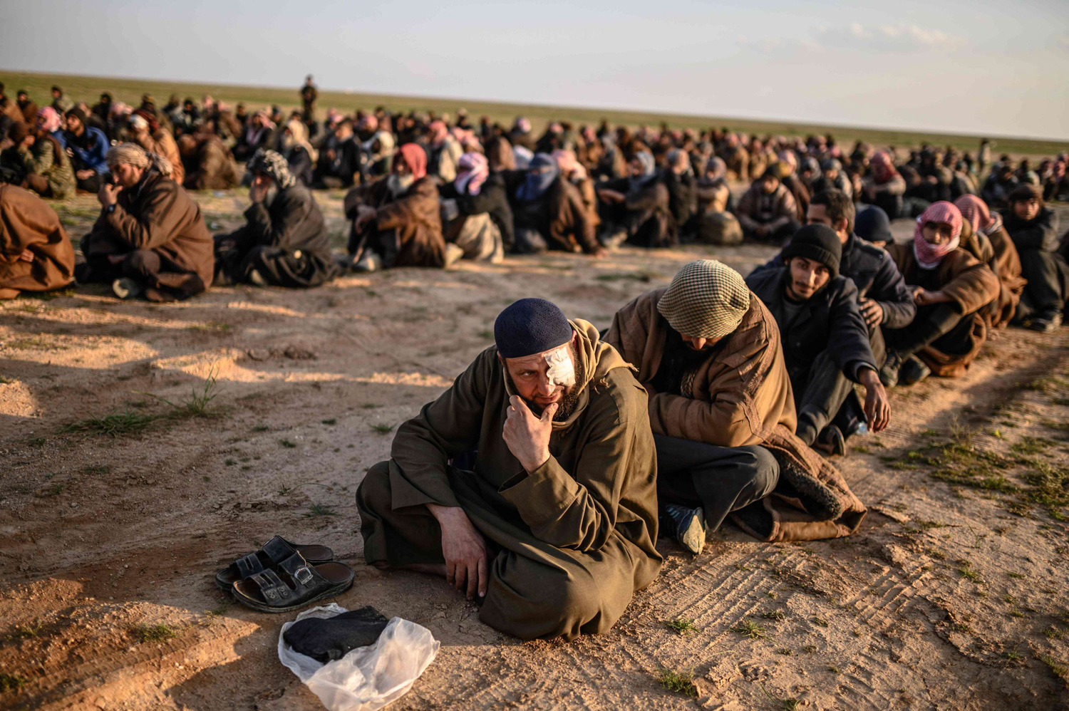 Concerns over foreign ISIS members in Al Hol camp