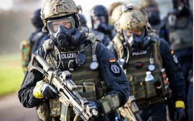 Police in Germany labeled 91 returnees from Syria and Iraq as threats to society