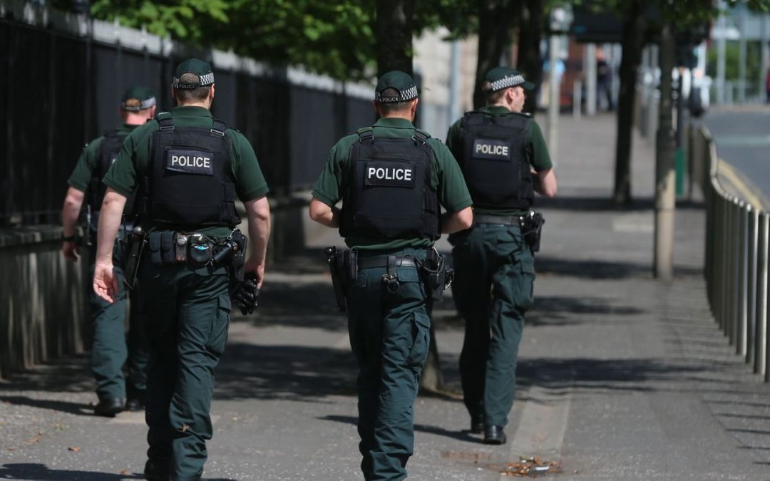 Nothern Ireland..Brexit increase the risk of terrorism