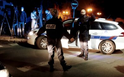 Who is the Suspect in French teacher beheading ?