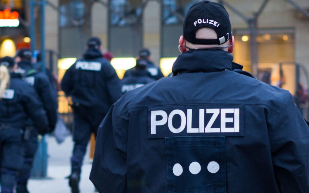 ISIS terrorist who is accused of stabbing a tourist to death in Germany