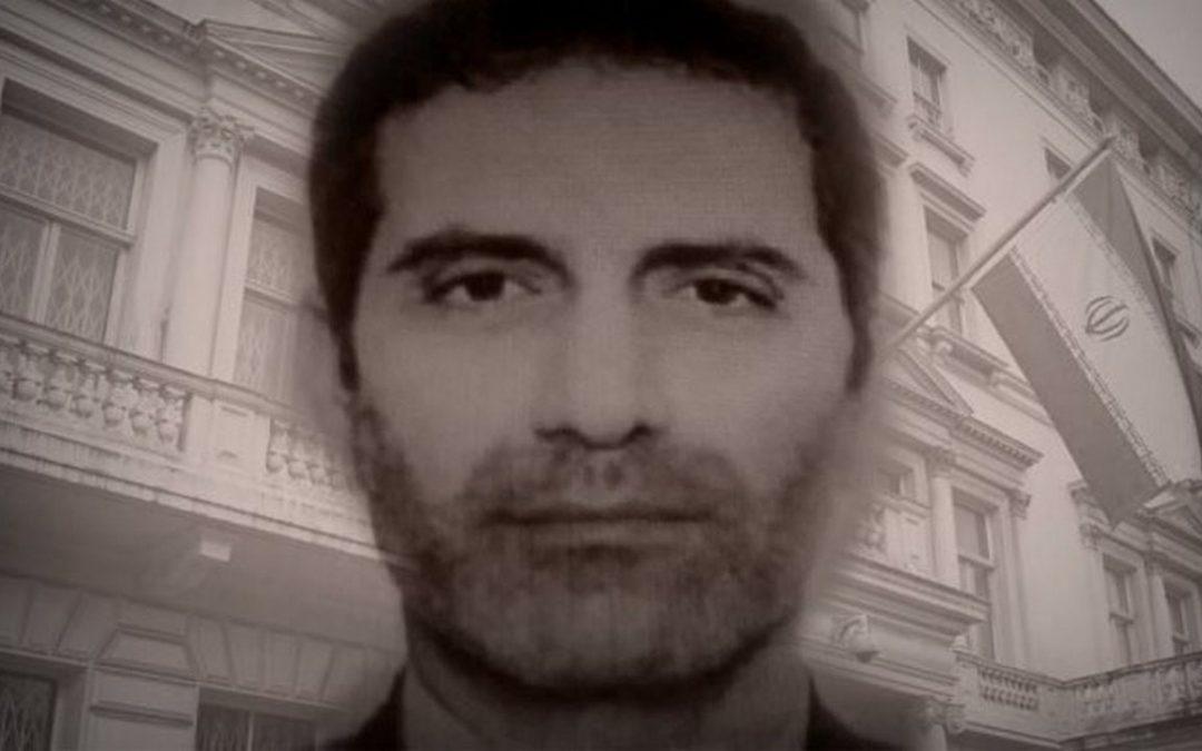 Iranian diplomat faces trial in Belgium over suspected bomb plot