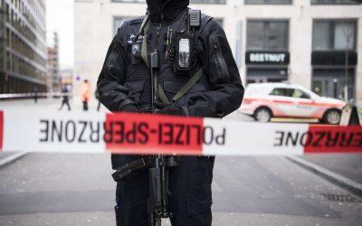 Switzerland ـ suspected terror incident in Lugano