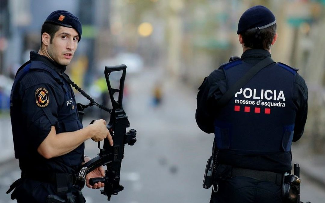 Counter terrorism ـ A Moroccan man was arrested in Barcelona