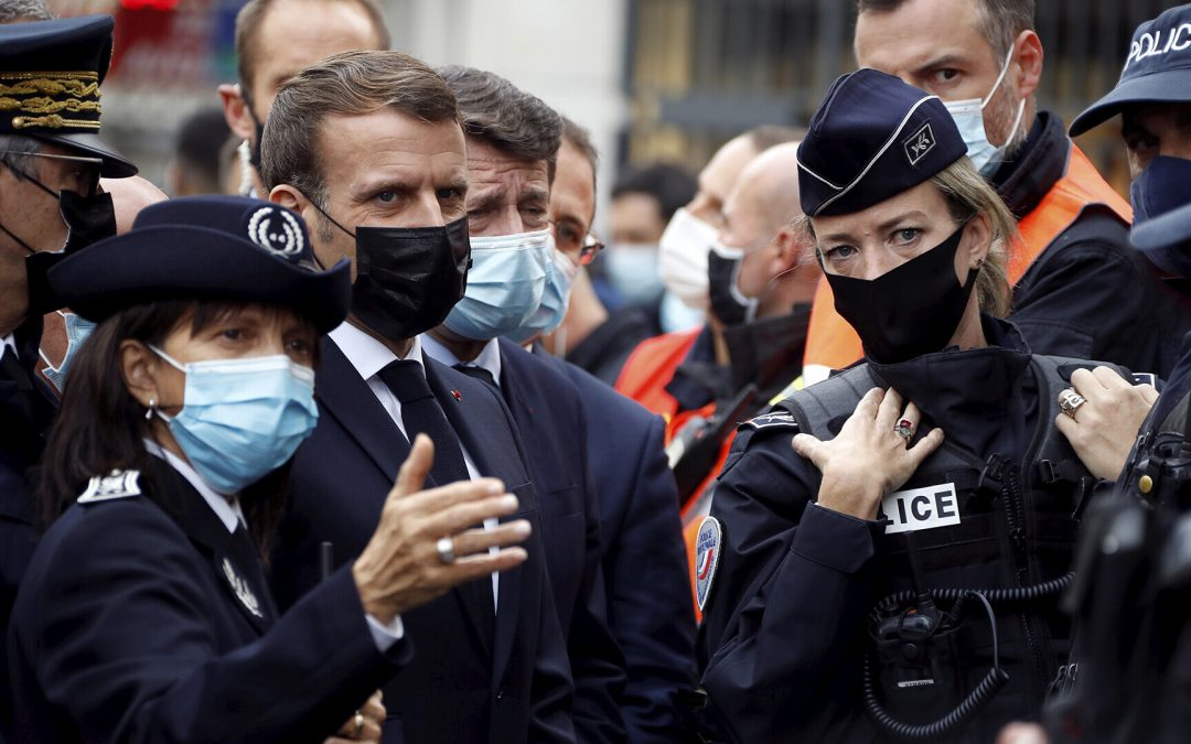 France unveils new law tackling extremism
