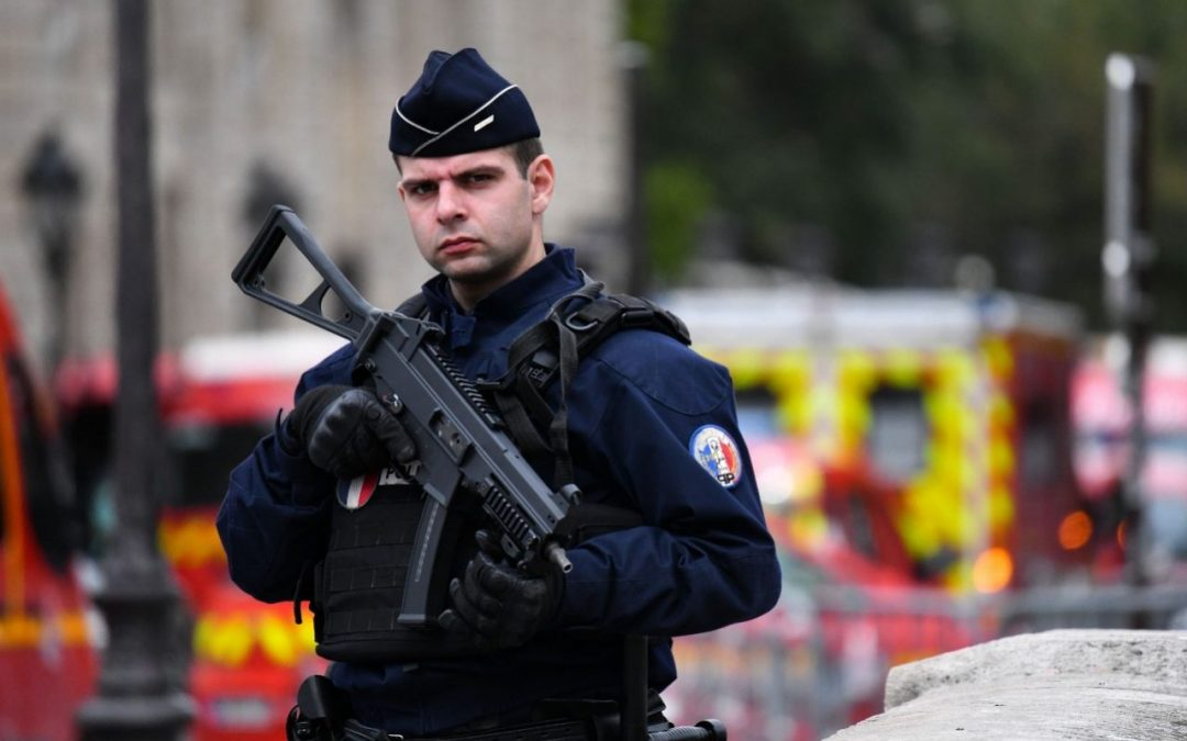 French court  found 14 people guilty of complicity in the January 2015 attacks