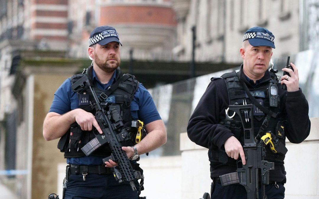 UK receives Bin Laden's Spokesman