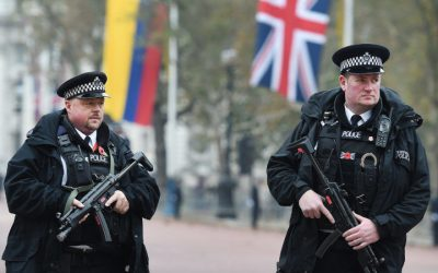 UK – Government ordered a review of safety measures to protect MPs.