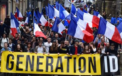 France started a process to ban the far-right group Generation Identity