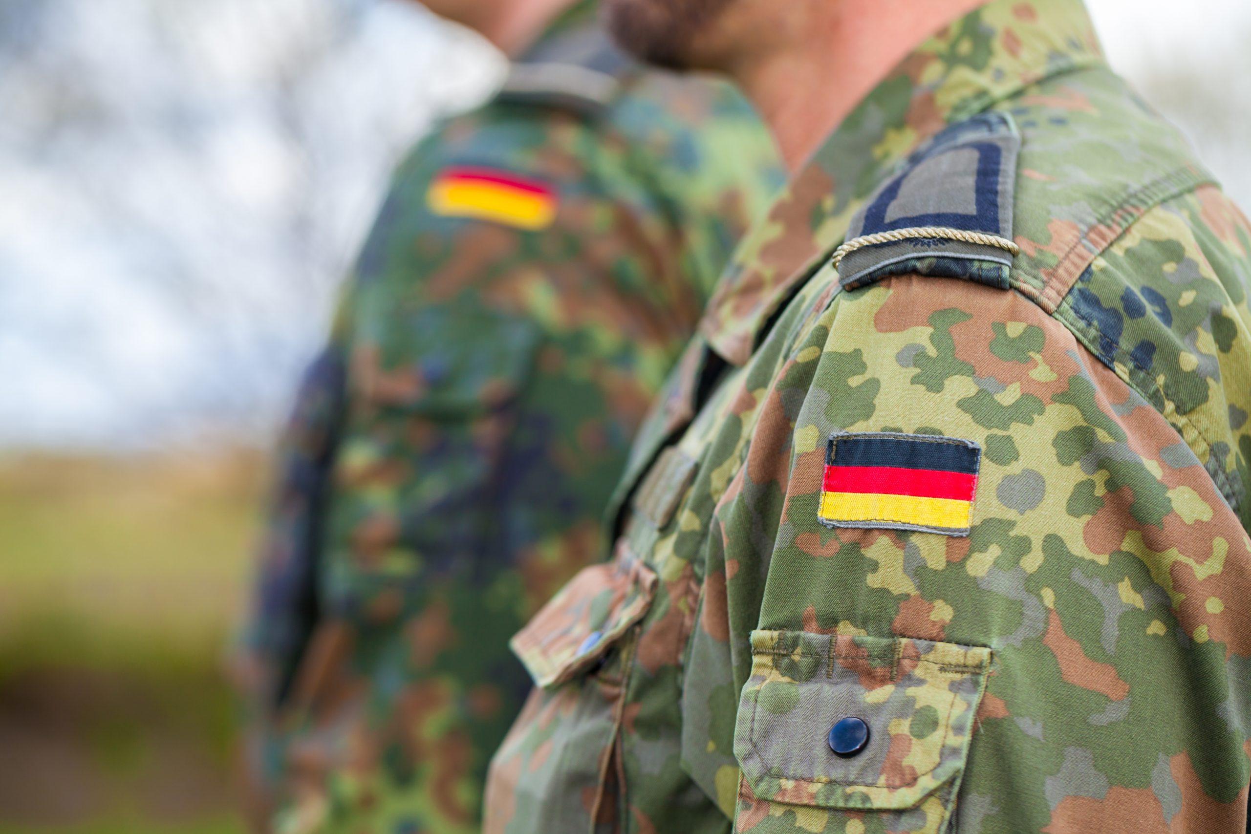 Neo-Nazi ـ German soldier in alleged far-right plot